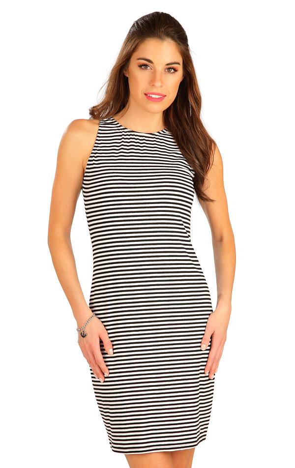 Šaty dámske bez rukávov. 5B075 | Šaty, sukne, tuniky LITEX