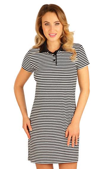 Šaty, sukne, tuniky > Šaty dámske s krátkym rukávom. 5B076