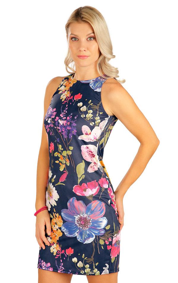 Šaty dámske bez rukávov. 5B090 | Šaty, sukne, tuniky LITEX