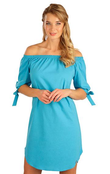 LITEX Šaty dámske s krátkym rukávom. 5B103