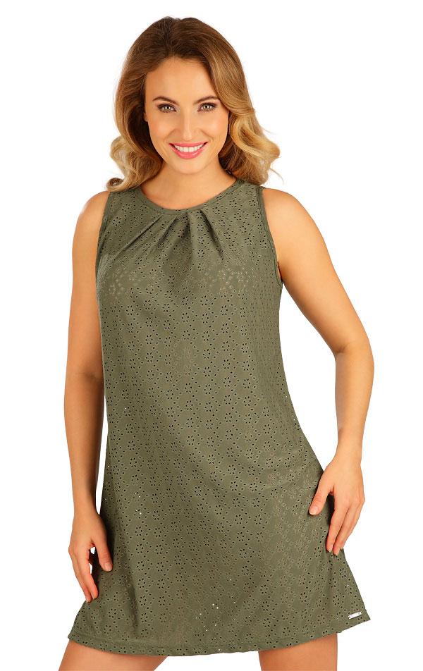 Šaty dámske bez rukávov. 5B117 | Šaty, sukne, tuniky LITEX