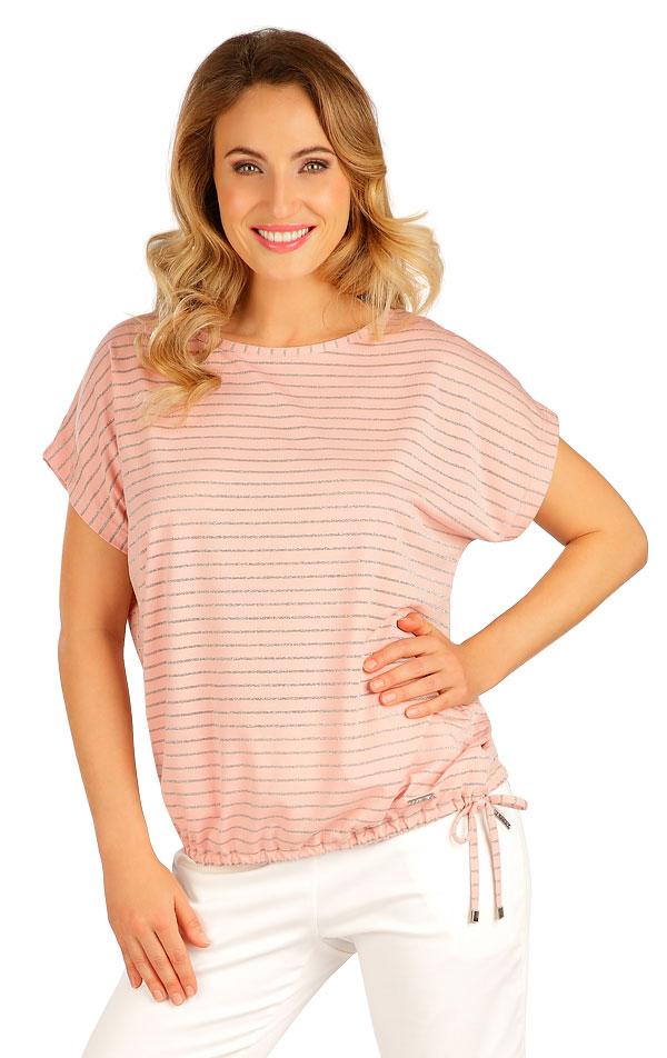 Tričko dámske s krátkym rukávom. 5B124 | Tielka, trička, halenky LITEX