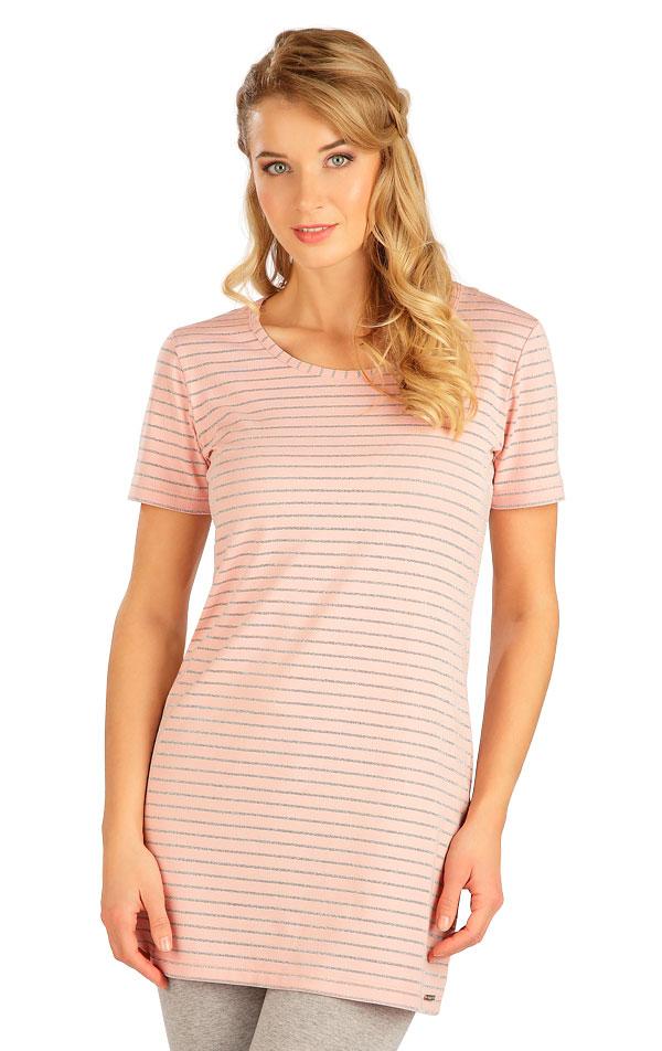 Tričko dámske s krátkym rukávom. 5B127 | Tielka, trička, halenky LITEX