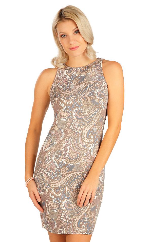 Šaty dámske bez rukávov. 5B135 | Šaty, sukne, tuniky LITEX