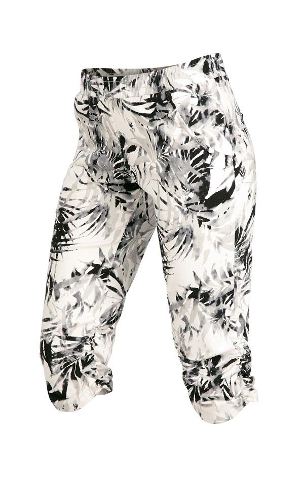 Nohavice dámske v 3/4 dĺžke. 5B150 | Legíny, nohavice, kraťasy LITEX