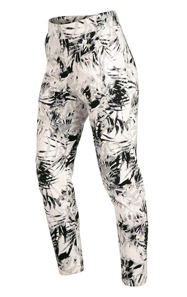 Nohavice dámske do pása. 5B151 | Legíny, nohavice, kraťasy LITEX