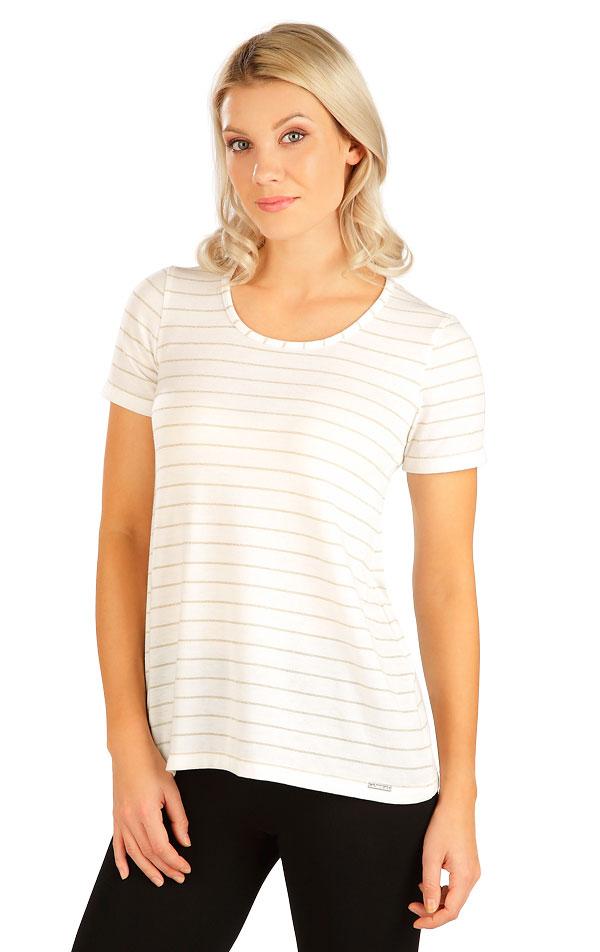 Tričko dámske s krátkym rukávom. 5B182 | Tielka, trička, halenky LITEX