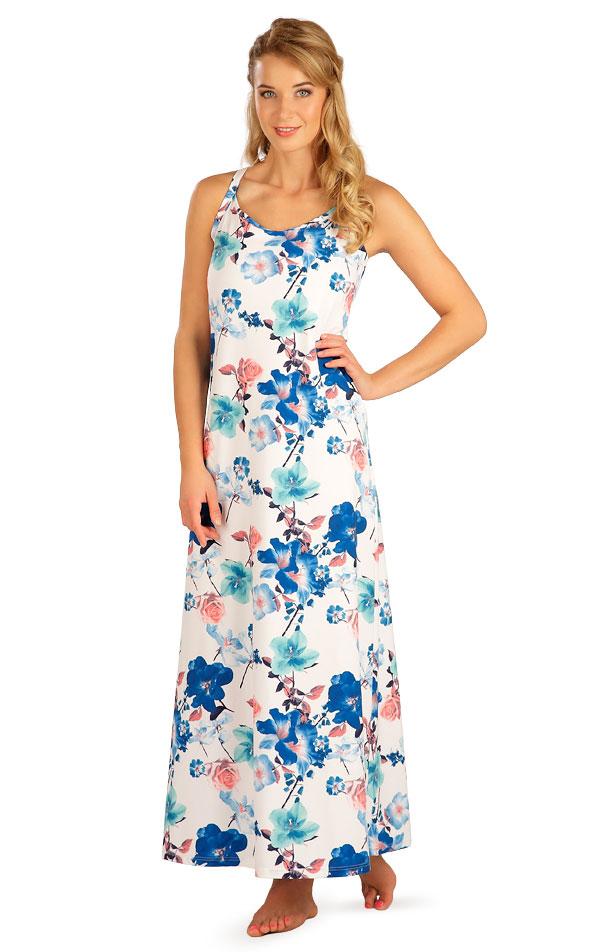 Šaty dámske dlhé na ramienka. 5B192 | Šaty, sukne, tuniky LITEX