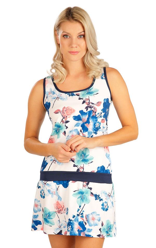 Šaty dámske bez rukávov. 5B194 | Šaty, sukne, tuniky LITEX