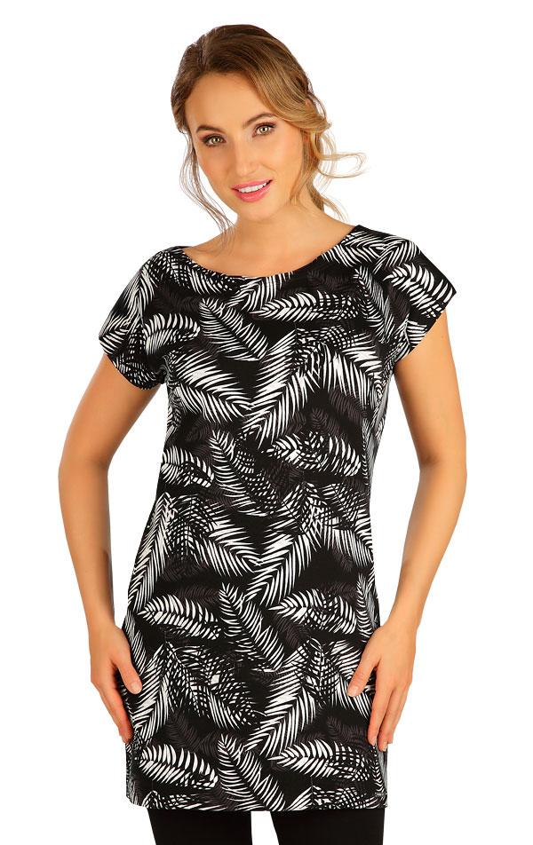 Tunika dámska so spadnutým rukávom. 5B201 | Šaty, sukne, tuniky LITEX