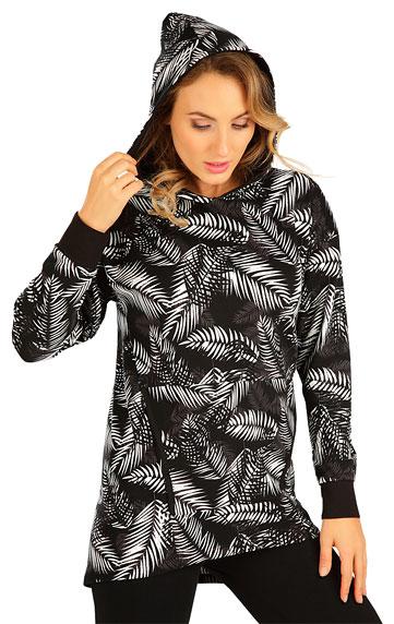 Športové oblečenie > Mikina dámska s kapucňou. 5B204