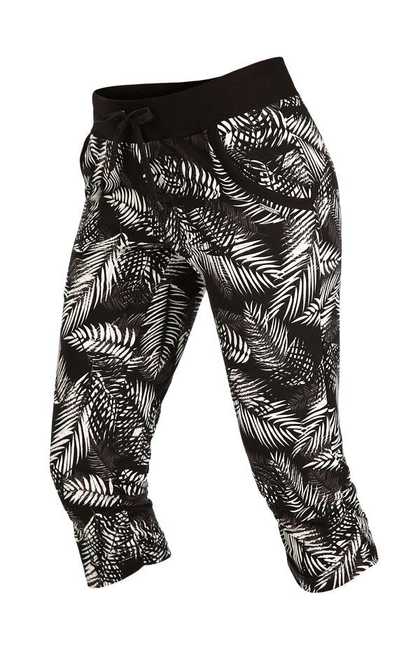 Nohavice dámske bedrové v 3/4 dĺžke. 5B207   Legíny, nohavice, kraťasy LITEX