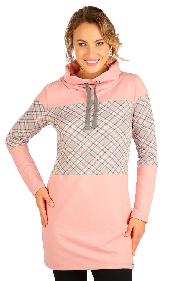 Mikinové šaty s dlhým rukávom. 5B212 | Šaty, sukne, tuniky LITEX