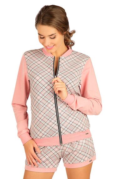 Športové oblečenie > Mikina dámska na zips. 5B214