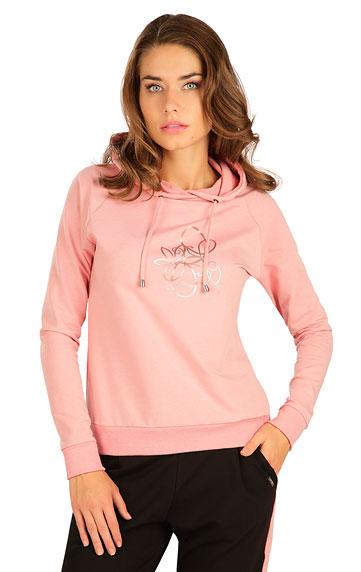 Športové oblečenie > Mikina dámska s kapucňou. 5B216
