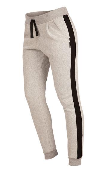 Nohavice dámske dlhé so zníženým sedom.