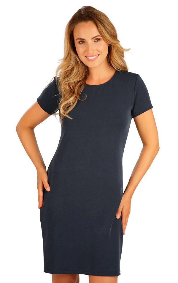 Šaty dámske s krátkym rukávom. 5B239 | Šaty, sukne, tuniky LITEX