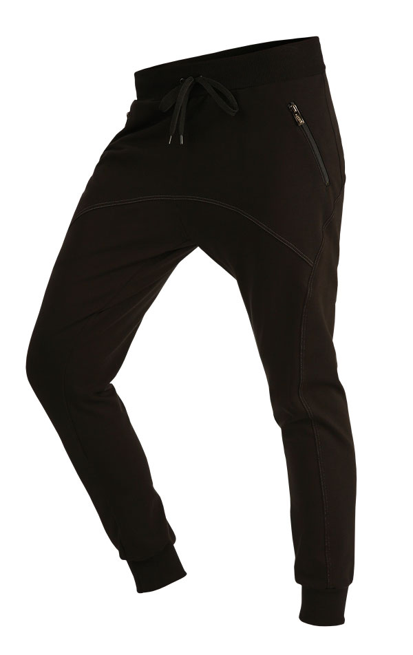 Tepláky dámske dlhé s nízkym sedom. 5B246 | Športové nohavice, tepláky, kraťasy LITEX