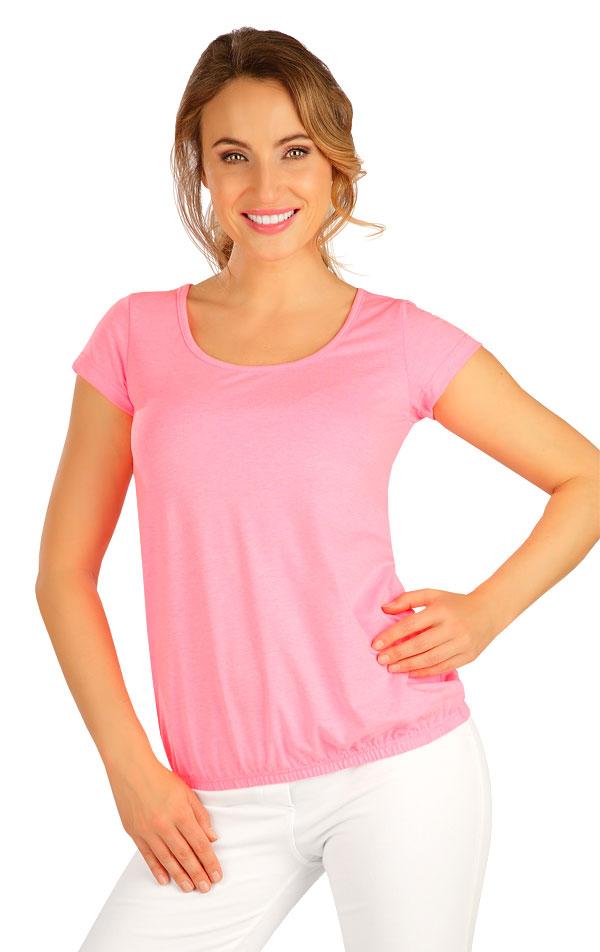 Tričko dámske s krátkym rukávom. 5B286 | Tielka, trička, halenky LITEX