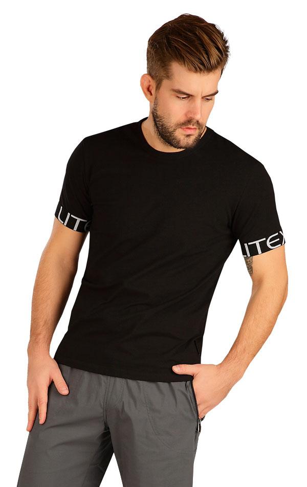 Tričko pánske s krátkym rukávom. 5B295 | Trička, tielka LITEX
