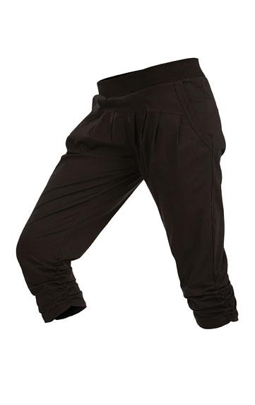 Športové nohavice, tepláky, kraťasy > Nohavice dámske bedrové v 3/4 dĺžke. 5B321
