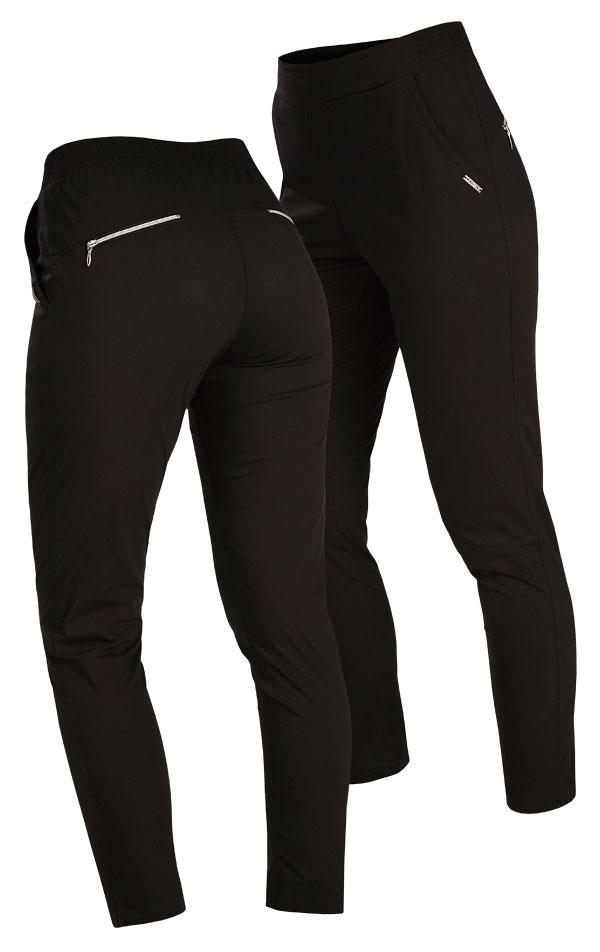 Nohavice dámske dlhé do pásu. 5B322 | Legíny, nohavice, kraťasy LITEX
