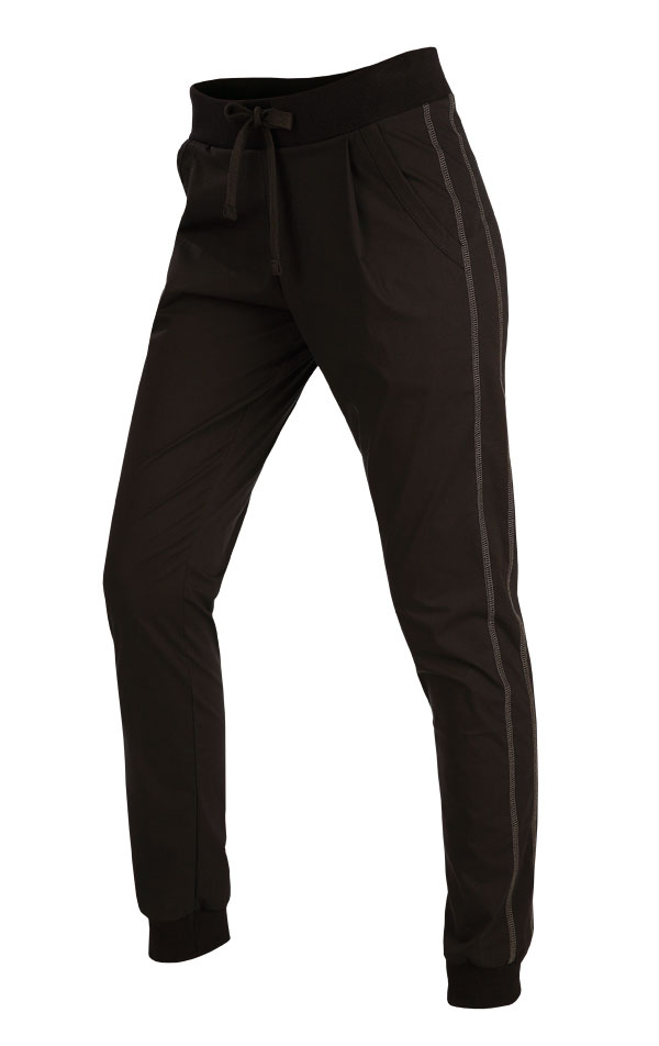 Nohavice dámske dlhé bedrové. 5B323 | Športové nohavice, tepláky, kraťasy LITEX