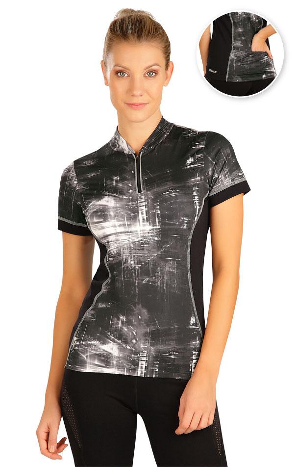 Funkčné cyklo tričko dámske. 5B333 | Tričká LITEX