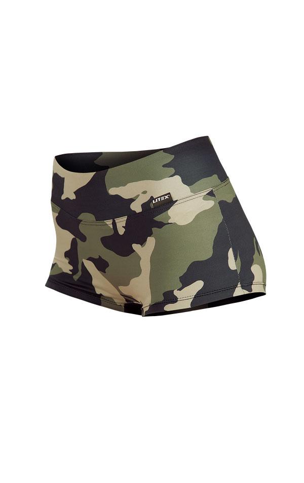 Funkčné kraťasy dámske. 5B353 | Športové nohavice, tepláky, kraťasy LITEX