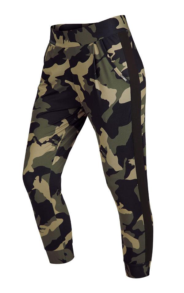 Funkčné nohavice dámske 7/8. 5B355   Športové nohavice, tepláky, kraťasy LITEX