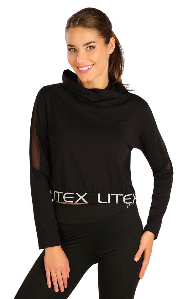 Crop top tričko. 5B362 | Tričká LITEX