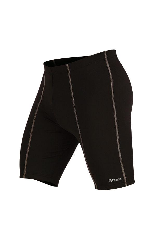 Funkčné legíny unisex krátke. 5B370 | Športové nohavice, tepláky, kraťasy LITEX
