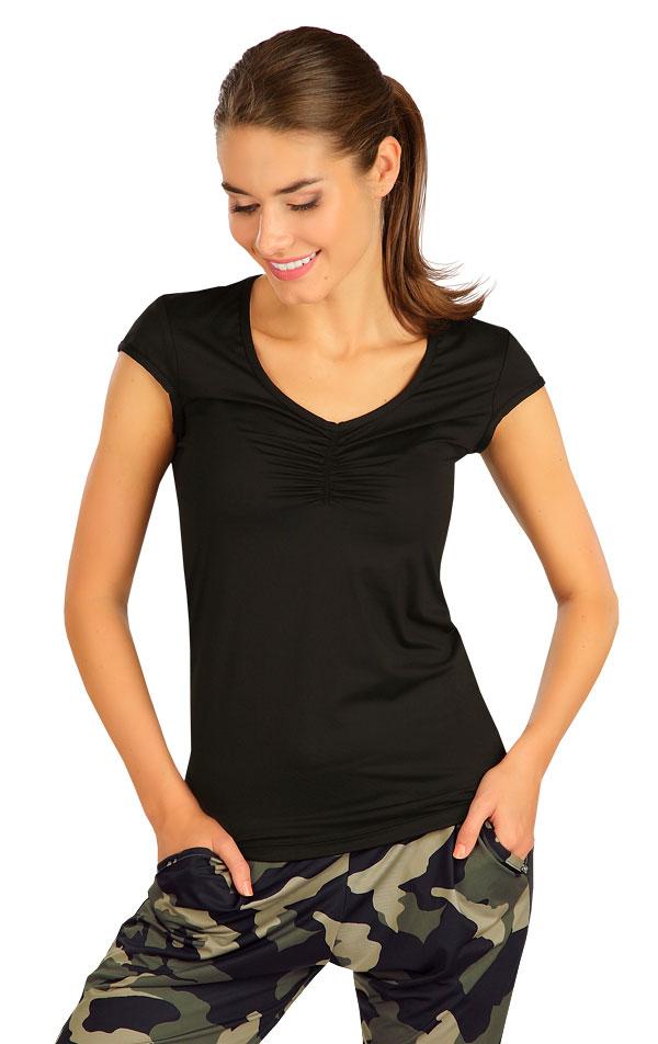 Funkčné tričko dámske s krátkym rukávom. 5B374 | Tričká LITEX