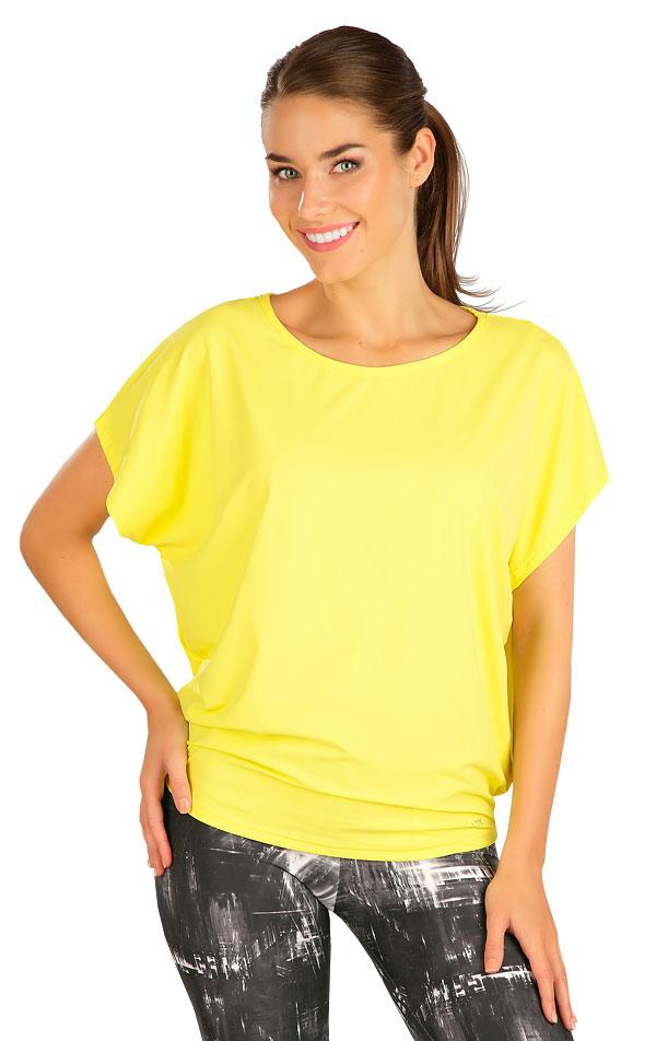 Tričko dámske s krátkym rukávom. 5B387   Tielka, trička, halenky LITEX
