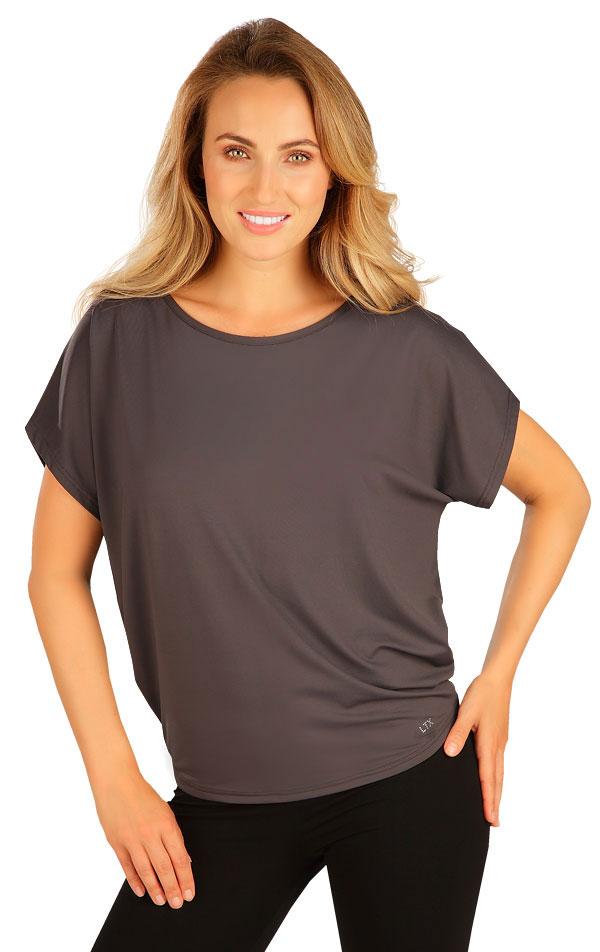 Tričko dámske s krátkym rukávom. 5B389 | Tielka, trička, halenky LITEX