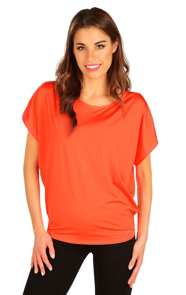 Tričko dámske s krátkym rukávom. 5B392 | Tielka, trička, halenky LITEX