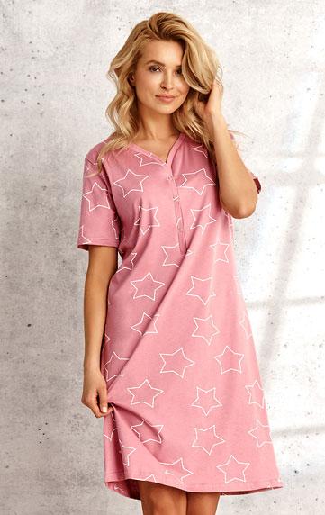 Pyžamá, nočné košele > Dámska nočná košieľka. 5B431