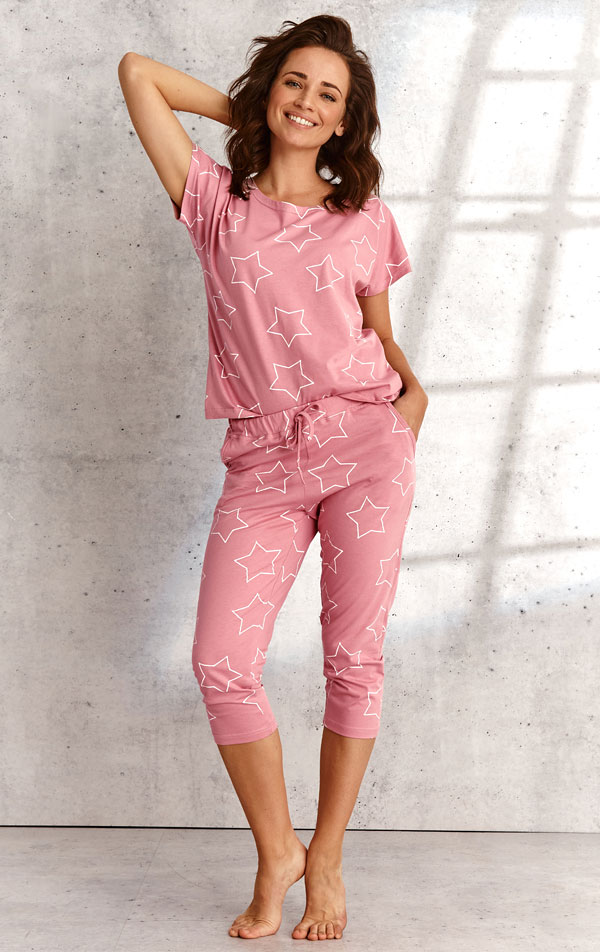 Pyžamo dámske. 5B432   Pyžamá, nočné košele LITEX