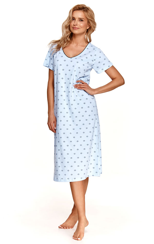 Dámska nočná košieľka. 5B446   Pyžamá, nočné košele LITEX