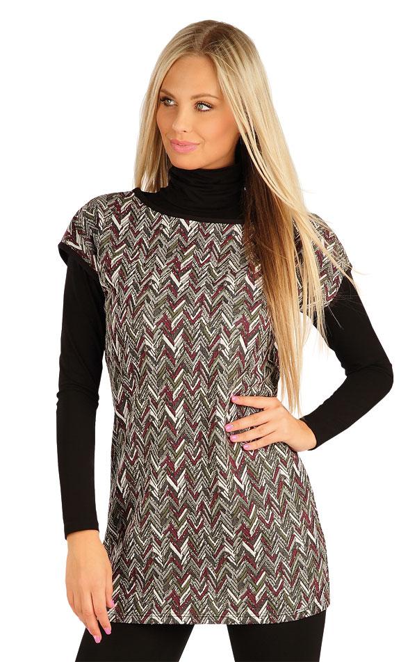 Tunika dámska s krátkym rukávom. 60037   Športové oblečenie -  zľava LITEX