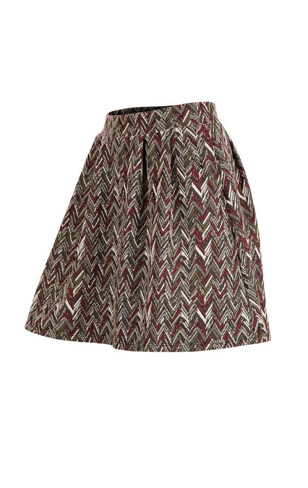 Sukňa dámska. 60039 | Športové oblečenie -  zľava LITEX