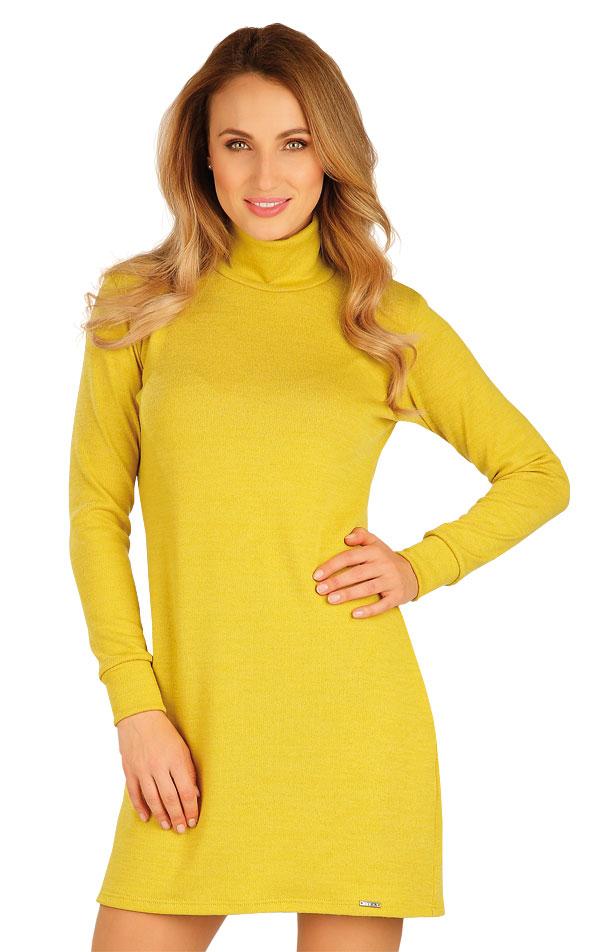 Šaty dámske s dlhým rukávom. 60057 | Šaty, sukne, tuniky LITEX