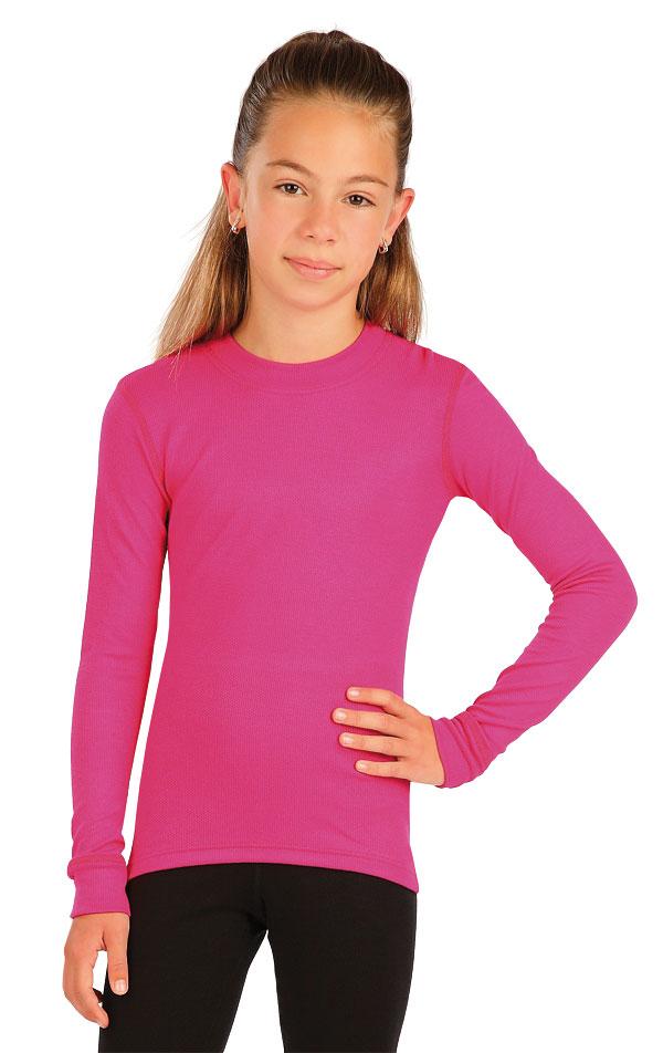 Funkčné termo tričko detské. 60160 | Termobielizeň LITEX