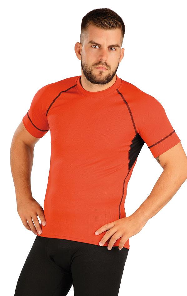 Funkčné termo tričko pánske. 60183 | Športové oblečenie -  zľava LITEX