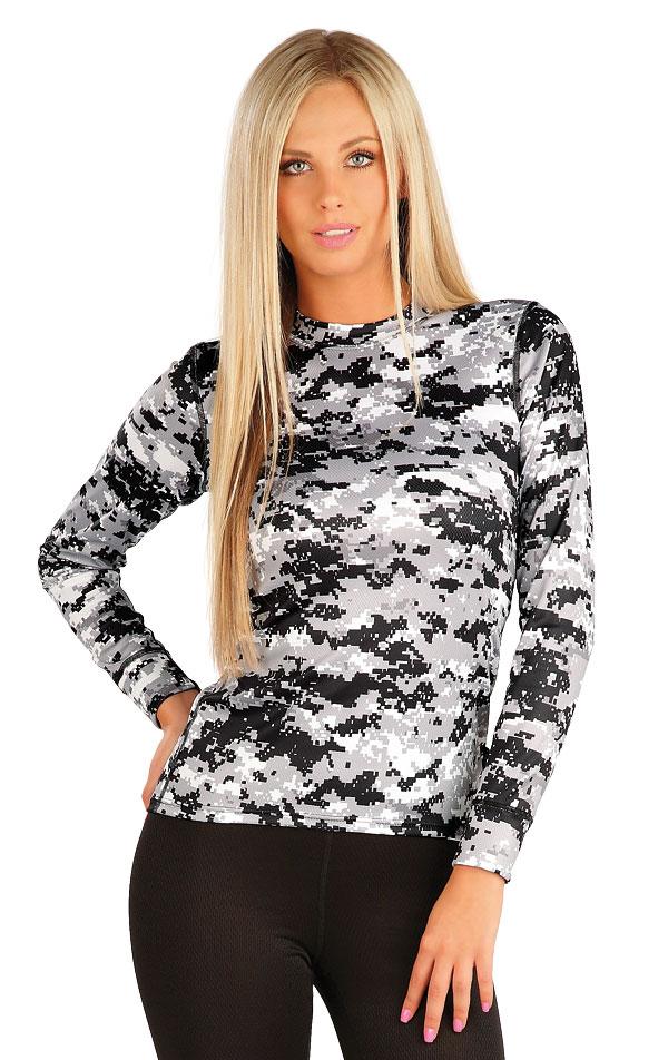 Funkčné termo tričko dámske. 60192 | Termobielizeň LITEX