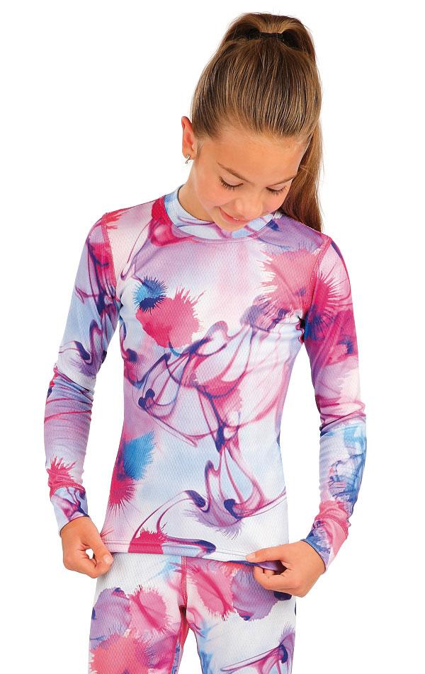 Funkčné termo tričko detské. 60206 | Termobielizeň LITEX
