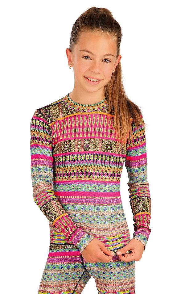 Funkčné termo tričko detské. 60208 | Termobielizeň LITEX