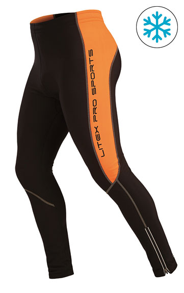 Bežecké oblečenie > Legíny športové pánske dlhé. 60264