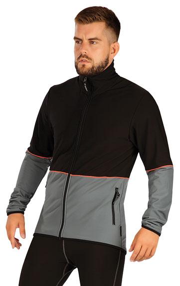 Bežecké oblečenie > Mikina pánska na zips. 60267