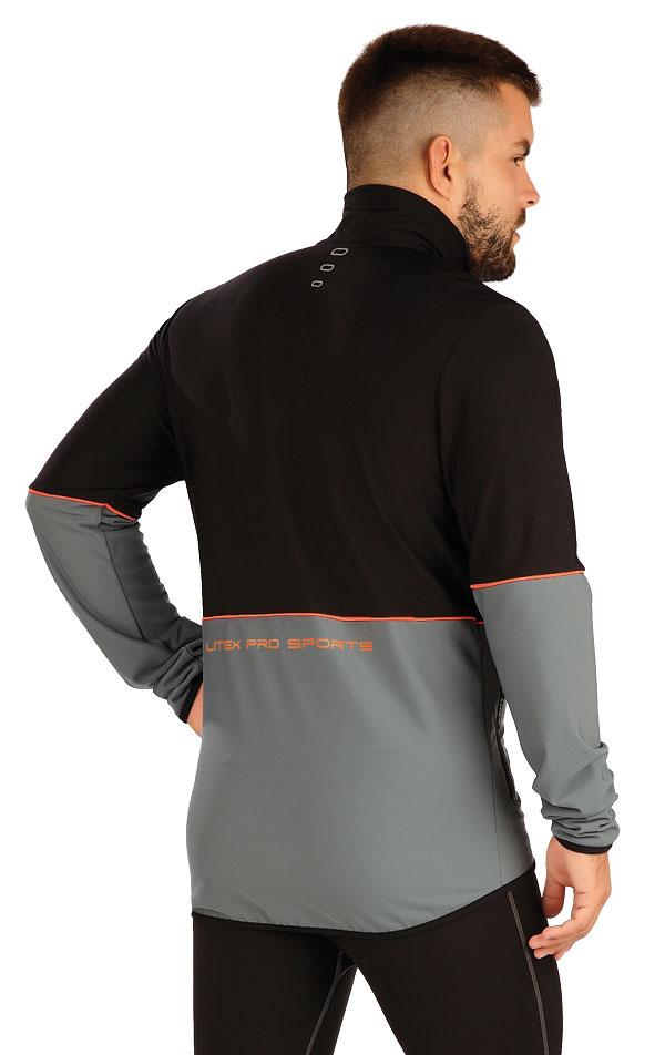 Mikina pánska na zips. 60267 | Mikiny, bundy LITEX